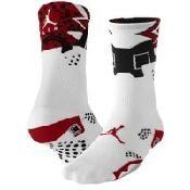 Jordan Retro 6 Sneaker+ Socks - White/Black/Infrared 23