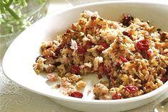 Apple Cranberry Stuffing Recipe