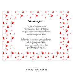 Zoek je wat leuke gedichtjes? Neem een kijkje op www.fotokaarten.nl, daar hebben we nog meer ideetjes.