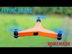 How to Make a Drone   Star Drone Thats fly - YouTube