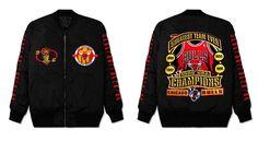 Nineteenth Letter - 96 Champs Bomber Jacket