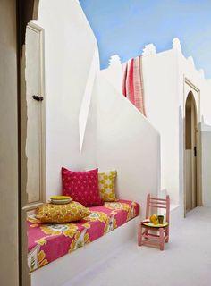 resting niche (Mediterranean feell)