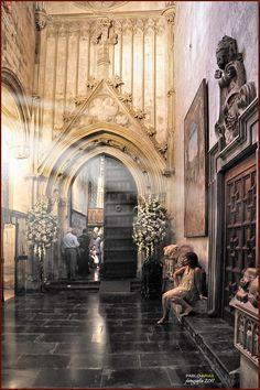 Catedral de Valencia. Spain.