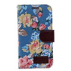 Calico Pattern Full Body nahkainen korttipaikka Samsung Galaxy Grand 2/G7106 (Assorted Colors) – EUR € 7.35