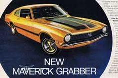 Maverick 1970 Grabber