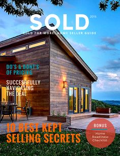 Just LOcal Homes' 28-page Home Seller Guide