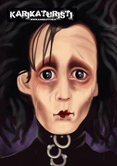 Johnny Depp Johnny Depp, Movies, Movie Posters, Men, Caricatures, Celebrity, Film Poster, Films, Popcorn Posters