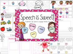 Simply Speech: A Sweet Valentine's Day Giveaway! enter to win 4 Vday Units!!