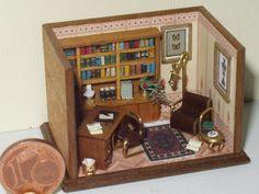 144th miniature roombox.