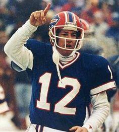Jim Kelly - Quarterback- (1984-1996)