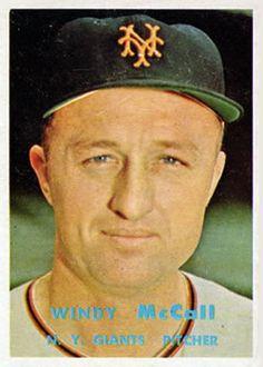 291 - Windy McCall - New York Giants