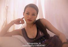 Chinese actress Shu Qi