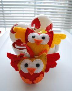 adorable owls !!