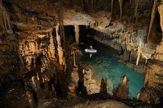 Križna Jama (Cross Cave) (4h), Cerknica, Inner Carniola, Slovenia