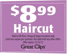 great clips prices 2019