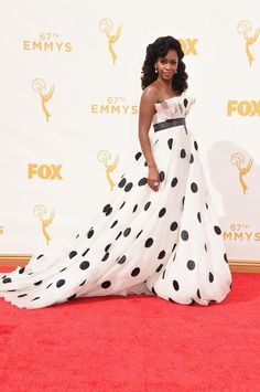 All The Looks From the 2015 Emmy Awards  - ELLE.com