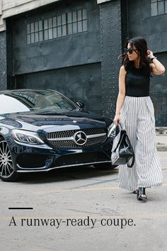 Your car is your ultimate accessory, and it should always live up to your standards. Mercedes-Benz sets the benchmark for luxury cars with sleek sophistication, distinctive design and seductive style. Make your next fashion statement at mbusa.com