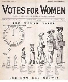 ljwanderer | About Mr Selfridge, sufrazhetkah and Russian feminism. Part 2