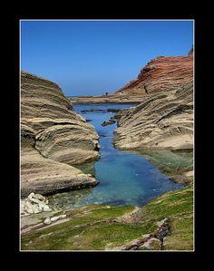 The flysh of Zumaia, Spain Copyright: denis dta