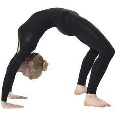 Gymnasts Stretches