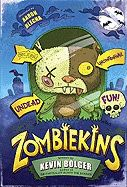 Zombiekins: Kevin Bolger: Stanley stumbles upon the yard sale of his neighbor, Old Lady Imavitch, where he buys a mysterious stuffed animal. But this isn't any old toy. He's a little bit teddy, a little bit bunny, and a whole lotta zombie.