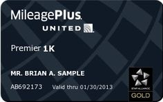 Images of the 2012 MileagePlus Membership Cards are now Online! - Page 7 - FlyerTalk Forums