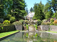 lewis and clark college reflecting pool - Google Search