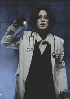 Ruki - the GazettE Spooky Box 2 - アビス ©VenomousCell Ruki The Gazette, Kei Visual, Drum Band, Miyavi, Gothic Makeup, One Ok Rock, Emo Fashion, Kpop, Pretty People
