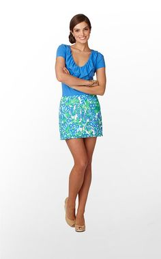 Callie Skirt - Lilly Pulitzer! Love this, but don't think I would wear this print in the summer - only in the spring.