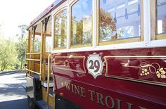 Sonoma Valley Wine Trolley: Sonoma, California