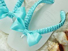 55 Ideas bridal shoes flats blue etsy for 2019 Bridal Shower Favors Diy, Bridal Shower Backdrop, Unique Bridal Shower, Blue Bridal Shoes, Bridal Sandals, Wedding Shoes, Bride Flip Flops, Wedding Flip Flops, Small Bridal Parties