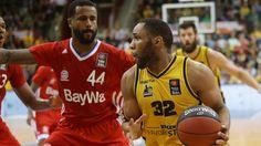 Playoffs der Basketball-Bundesliga: Ulm im Halbfinale, Bayern bangt
