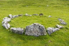 Stone Circle, Yockenthwaite, Langstrothdale (Upper Wharfedale), #Yorkshire_Dales National Park, #England. https://flic.kr/p/cFdfcC