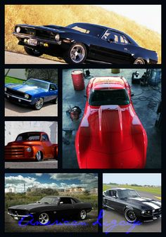 Favorite Muscle Cars