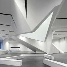 NADAAA is a Boston-based architecture and urban design firm led by principal designer Nader Tehrani, in collaboration with partner Katherine Faulkner. Futuristic Architecture, Amazing Architecture, Contemporary Architecture, Architecture Details, Interior Architecture, Interior And Exterior, Built Environment, Models, Commercial Interiors