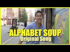 Alphabet Soup - Original Song - Alex Aiono - YouTube