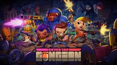 Image result for enter the gungeon wallpaper