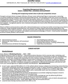 click here to download this director or product manager resume template httpwwwresumetemplates101comexecutive resume templatestemplate 82 - Business Development Sample Resume
