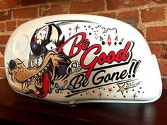 .be good .be gone