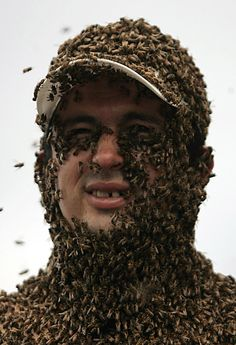 Swarm of bees: Picture this, but inside of your head. This is what the mental activity of a 6 is like. It's constant energy that consumes you, and hurts!