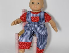 Bitty Baby doll clothes by thesewingshed