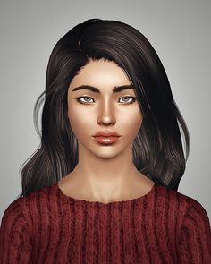 Newsea`s Titanium Pushed Back by Royal for Sims 3 - Sims Hairs - http://simshairs.com/newseas-titanium-pushed-back-by-royal/