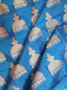 Banaras Silk Blouse