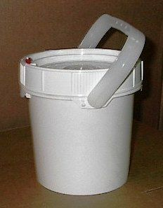 0 6 Gallon Open Head New Generation Plastic Bucket Plastic Buckets Bucket Plastic Pail