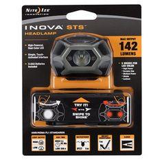 Inova Inova STS Headlamp, Charcoal