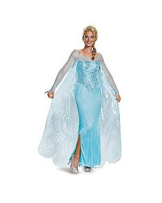 Licensed Disney Frozen Elsa Princess ULTRA PRESTIGE Filles Costume Robe XS-Large