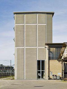 KilgaPopp Architekten - Auszeichnung Goldener Hase (2014) Winterthur, Austria