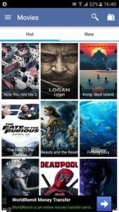 Download Cinema Box For PC Using Blue stack 2