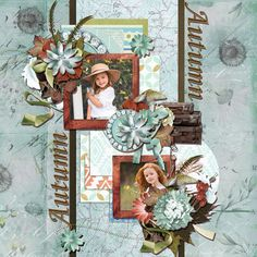 Page by Atusia using Ice Queen Templates by Miss Mel