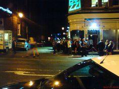 Buzz Bar, Westgate Wakefield. Wakefield, Bar, Night, Artwork, Work Of Art